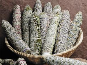 Sage, Incense, Native American