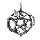 Wicca, Pendant, High Concepts, Leadfree, Pewter, Amulet